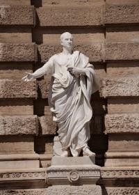 За едно ползотворно сътрудничество във връзка с изучаването на римско право в Юридическия факултет на Софийския университет